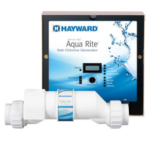 Hayward Aquarite Salt Chlorination